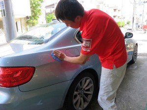BMW320粘土クリーナ