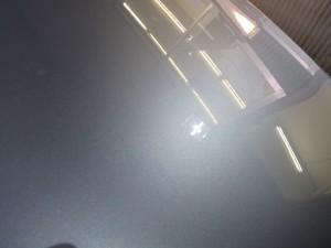 BMW320ボディー面終了時